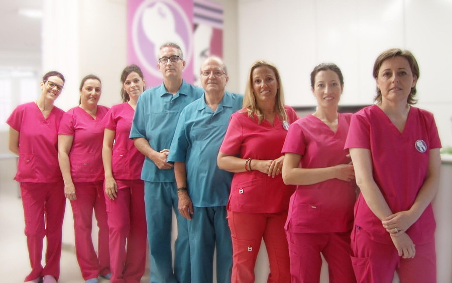 Equipo Clinica Dental Guerrero