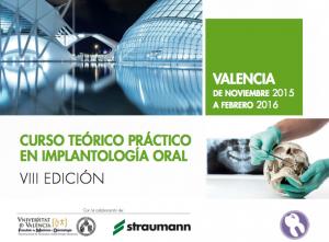 Curso Implantologia Oral 2015 2016