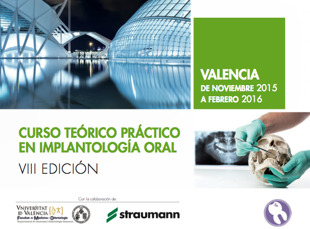 Curso Implantologia Oral 2015 2016